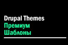 Premium шаблон для Веб-студии, РА, для Фрилансера 26 - kwork.ru