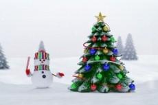 Создам поздравительную новогоднюю открытку в формате gif-анимации 29 - kwork.ru