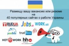 Размещу объявление по нужному вам городу, стране 80 досок объявлений 11 - kwork.ru