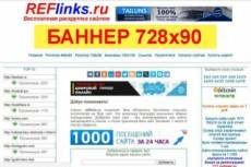 Регистрации домена и хостинга, перенос сайта 13 - kwork.ru
