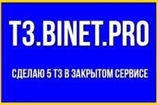 10 SEO ТЗ на продвигающий текст для вашего сайта для 10 страниц 12 - kwork.ru