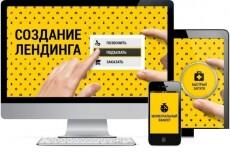 Веб-дизайн для CMS и самописного сайта 9 - kwork.ru