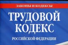 Проконсультирую по вопросам оформления звания ветерана труда в городе Москве 20 - kwork.ru