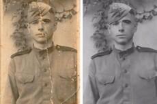Восстановление старых фотографий 17 - kwork.ru
