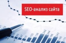 Seo аудит сайта (поисковый анализ сайта) экспертного уровня 14 - kwork.ru