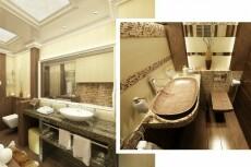 Задание на проектирование ванных комнат 23 - kwork.ru