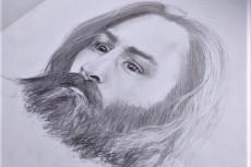 Напишу CG-Портрет или скетч 32 - kwork.ru