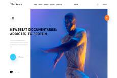 Web - дизайн 3 - kwork.ru