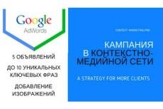 Заказать настройку Яндекс Директ. Под ключ 17 - kwork.ru