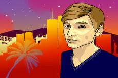 Напишу портрет в электронном виде 19 - kwork.ru