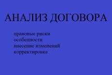 Юридический анализ документов по кредиту, взыскание страховок 11 - kwork.ru