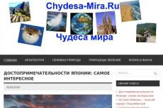 Напишу и размещу статью со ссылкой на сайте с ТИЦ 30 3 - kwork.ru