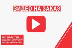 Запишу видеообзор. Видеоурок, обзор сервиса, программы, сайта 7 - kwork.ru