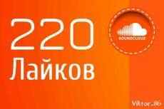 200 подписчики в soundcloud (саундклауд) 3 - kwork.ru