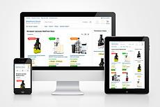 Универсальный сайт на WordPress 16 - kwork.ru