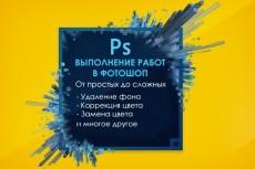 Качественный фотомонтаж 7 - kwork.ru