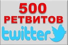 Сопровождение страницы ретвитами 4 - kwork.ru