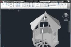 Чертежи, векторизация чертежей, 3D модель по Вашим эскизам в AutoCad 8 - kwork.ru