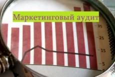 Проведу маркетинговое исследование 10 - kwork.ru