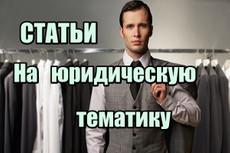Напишу текст в женский журнал 24 - kwork.ru