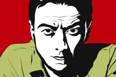 Портрет в стиле комикс-арт, поп-арт 28 - kwork.ru