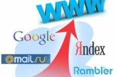 1 000 уникальных посетителей на сайт за 10 дней с Google Украина 13 - kwork.ru