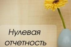 Нулевая отчётность 15 - kwork.ru