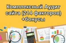Проведу комплексный аудит сайта 14 - kwork.ru