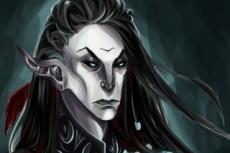 Нарисую дизайн, героев для сайта, книги, комикса и пр 6 - kwork.ru