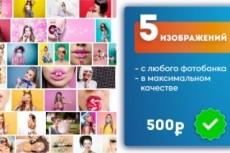 Сделаю 100 уникальных векторных изображений в стиле Low Poly 18 - kwork.ru