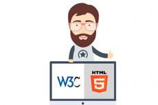 Исправлю проблемы HTML по стандарту W3C 16 - kwork.ru