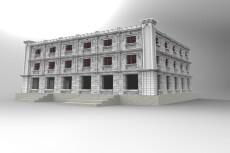 Выполню архитектурную визуализацию 38 - kwork.ru