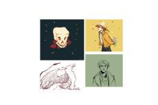 Рисунки, иллюстрации, портреты 40 - kwork.ru