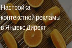 Настройка рекламы в Яндекс Директ 21 - kwork.ru