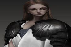 Нарисую вам арт или срисую что-либо с фотки 27 - kwork.ru
