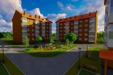 Сделаю визуализацию интерьера квартиры, дома, офиса 16 - kwork.ru