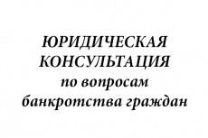 Составлю заявление на банкротство 3 - kwork.ru