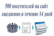 Качественный трафик. 5000 посетителей из Москвы и области 20 - kwork.ru