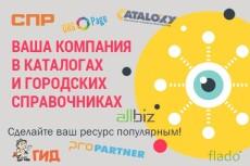 Размещу вашу рекламу на своем сайте 9 - kwork.ru