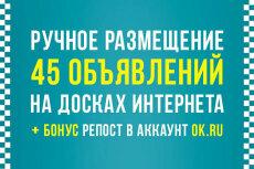 Регистрация вашего сайта в 1000 белых каталогах различной тематики 35 - kwork.ru