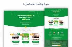 Разработка Landing Page под ключ с нуля 11 - kwork.ru