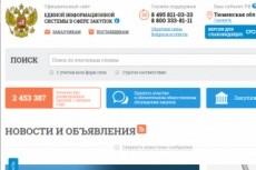 Составлю заявку на электронный аукцион по 44-ФЗ 3 - kwork.ru