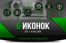 Нарисую продающую инфографику в виде иконок для сайта 61 - kwork.ru