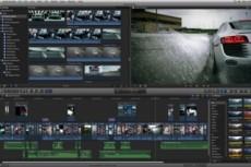 Видеомонтаж и обработка видео 23 - kwork.ru