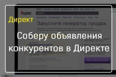 Настройка Яндекс Директ - на поиске 16 - kwork.ru