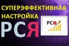 Яндекс Поиск, РСЯ, Ретаргет. Все расширения за Кворк. Продающие ключи 3 - kwork.ru