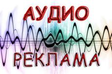 Озвучу текст для рекламы, сделаю аудиоролик, дикторскую начитку 9 - kwork.ru