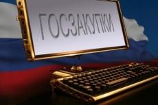 Подготовлю Техническое задание на Товар (госзакупки) 3 - kwork.ru
