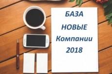 Сбор всех контактов с Яндекс карты 36 - kwork.ru