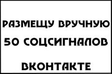 Вечные ссылки для сайта + отчет о проделанной работе 16 - kwork.ru
